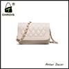 Channel design style women leather messenger bag