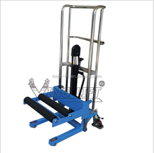 Manual Hydraulic Roll and Reel Work Positioner Lifter