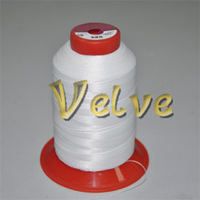 Hot melting sewing thread for dress