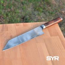 Japanese AUS10 clade steel chef kitchen knife