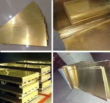 H62 3mm /good mechanical property the radiator parts copper sheet