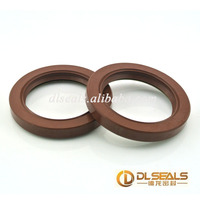 Custom PTFE grease Oil Rotary Shaft Seal