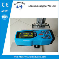 multi function digital portable surface roughness gauge