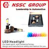 hot sale 24W 2400LM 6000k car led headlight H13