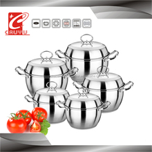 stainless steel capsule bottom premier cookware