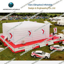 Giant Inflatable cube tent for event / customized inflatable tent