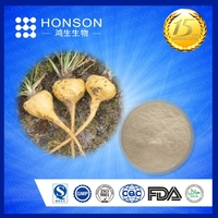 maca root extract powder for anti-aging food and beverage coffee capsules tablet