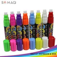 paint marker,contour marker, liquid chalk 8 mm nib marker pen