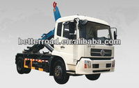 Foton 6x4 Arm Roll garbage truck Hook Lift 15~22 m3 mobile compactor garbage