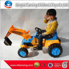 High quality best price kids indoor/outdoor sand digger battery electric ride on car kids high quality baby products in china