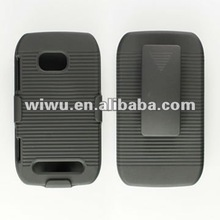 Smartphone holder for Nokia Lumia 710 Angle of viewing adjustable