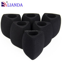 Factory Direct Sale Triangle Microphone Sponge Cover for All Types Handheld Microphones