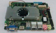 3.5 inch firewall mainboard mini pc Motherboard with fan for intel haswell i3-4010 processor