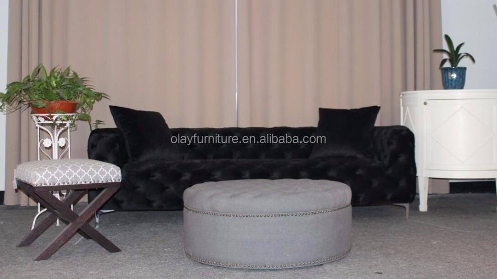 Único Cubo De Tela De Los Muebles Otomana Inspiración - Muebles Para ...