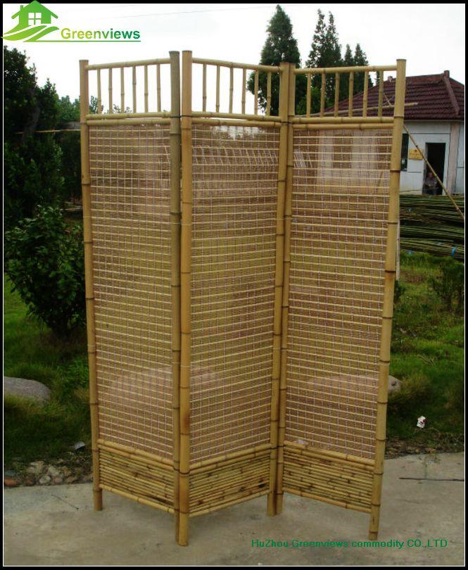 vietnam bamboo folding screen room divider soundproof room d