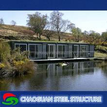 Mobile prefab container homes/shop/office/labour house/sentry box