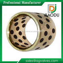 wholesale best sale forged npt customized oil groove brass bushing