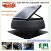 Ventilation Fan Type and CE Certification Solar Attic Fan