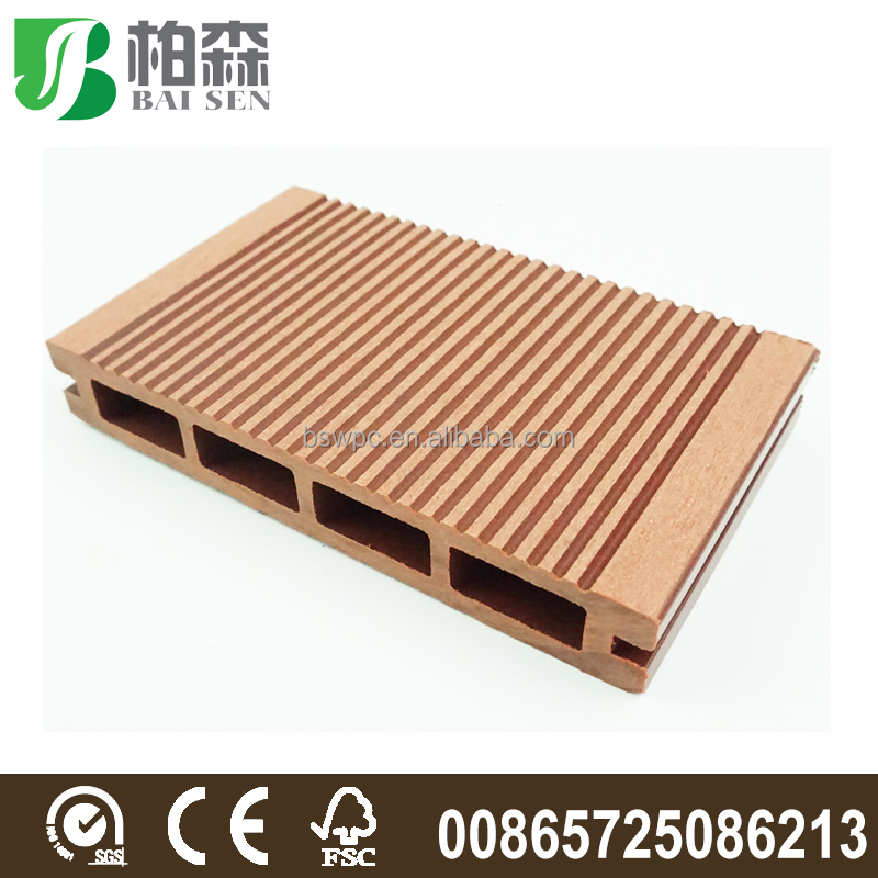 Anti Slip Wpc Decking Board For Balcony