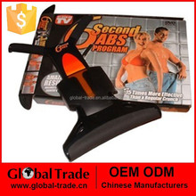 6 Second Abs Abdominal Ab 6 Pack Exercise Crunch Sit-up Toning Machine H0087