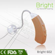 High quality Open fit hearing aid digital hearing aids with rocker switch