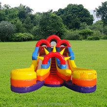 large inflatable pool slide USA