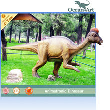 Bebé dinosaurio de exposiciones para exposiciones