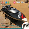 2.4G 4CH 48 km/h omni-directional high speed brushless gas rc boats for sale