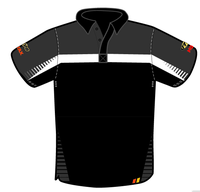 P10-206 black custom polo t shirt/polo/polo shirt