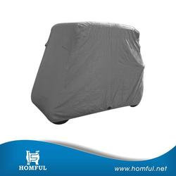 polyester golf cart cover 3 layer thicken hail proof car cover golf cart rain curtains
