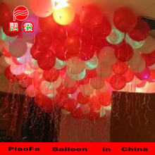 Customized printing light helium balloon advertising