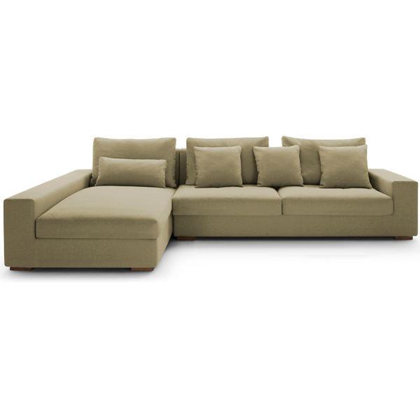 Modern fabric corner sofa small corner sofa for living for Corner sofa for small living room