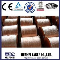 CCS Wire tinned copper coated steel wire