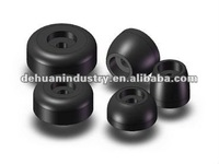 """3"""" X 1-1/4"""" Rubber End Caps for Boat Trailers"""