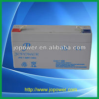 Valve Regulated 6v1.3ah Battery/sla Battery/rechargeable Storage Battery