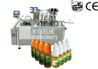 high productive electronic cigarette oil filling machine