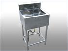 304 aço inoxidável kitchen sink sink metal