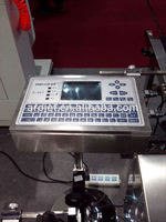 printer numbering machine and perforation machine with Xaar head