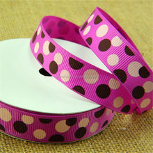 Low price new arrival award printed ribbon rosette
