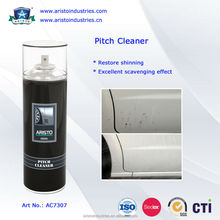 Pitch cleaner spray / car coating cleaner / asphalt car cleaner spray