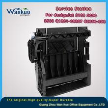 Service Station Assembly/Service Station Q1251-60257 C6090-6008 for HP Designjet 5100 5500 5000 print parts