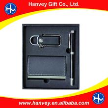 China Stationery Factory Wholesale custom executive gift pen set with box, business gift pen set