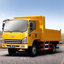 China 25T FAW tipper trucks for sale 4x2 mini tipper truck