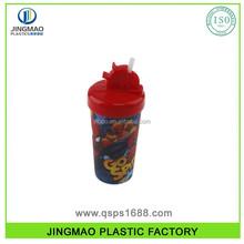 350ML Plastic 3D lenticular cup
