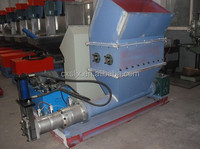 EPS-200 ps eps foam recycling hot melt granulating machine
