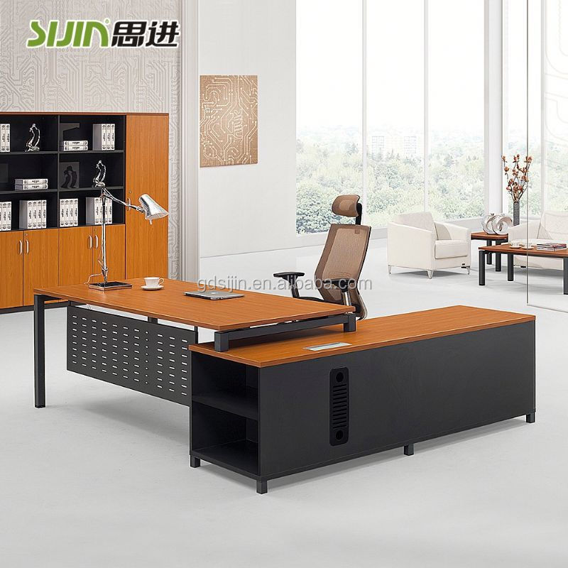 Modern Executive Office Furniture Table Wooden Furniture