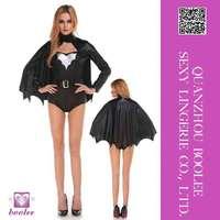Latest cheap price most popular Sexy Batgirl Superhero Fancy Dress Costume Sexy Costumes Women Halloween