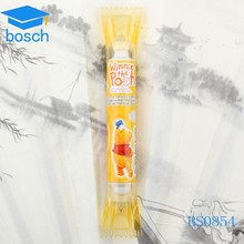 High quality cute promotional pen,double-headed arrow pen with bear printing
