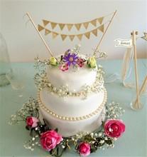appena sposato torta nuziale topper pavese vintage shabby chic rustico