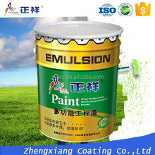 ZXPAINT white waterbased polymer roof coatings